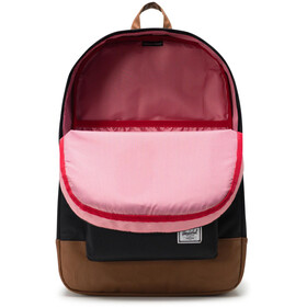 Herschel Heritage Backpack black/tan